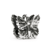 Novobeads Butterfly Sterling Silver Clasp - Made in USA w imported materials - Fits all major bead bracelets