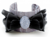 Laliberi Julie Comstock Cuff Kit, Dark Ruffle Bow