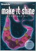 Make It Shine Felt Flower Necklace Kit