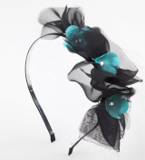 Laliberi Julie Comstock Hair Accessory Kit, Dark Blooms