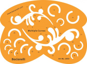 Jewellery Jewellery Art Craft Design Drawing Drafting Template Stencil - French Curve Curves