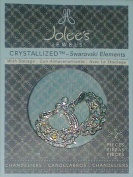Jolee's Jewels Crystallised Swarovkski Elements - Chandeliers 1 pk of 2