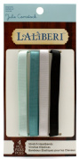 Laliberi Julie Comstock Hair Bands, Soft Dark