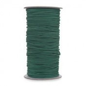 72 yd Elastic RUBBER Cord 2MM Necklace Bracelet green
