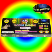 Perfect Gift Loom Bands Kit for Bracelet