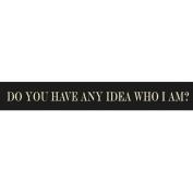 Santa Barbara Design Studio JKC Bangle, Do You Have Any Idea Who I Am.