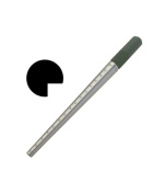 STEEL RING MANDREL, WITH GROOVE Sizes 4-16, quarter increments