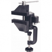 Heavy Duty Swivel Vise Table Clamp-on Jewellers Tool (IMPORTANT note