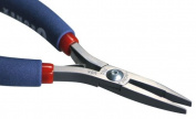 Tronex Model 741 Flat Nose Pliers with Ergonomic Handles