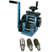Rolling Mill Jewellers High Grade Tool 5 Rollers New