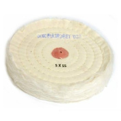 Dixcel Combed Muslin Buff Shellac Centre