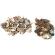 Tumbling Rocks for Lapidary Rock Tumbler Assorted Mix