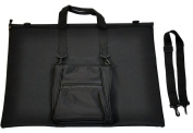 Tango Folio Black with matching E-Tablet Bag, 50cm by 70cm