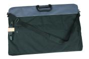 ArtBin Tote Folio XL-90cm x 4.1cm X24.320cm Black & Charcoal
