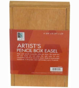 Art Alternatives Wood Box Pencil Easel
