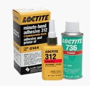 Loctite Minute Bond Adhesive and Primer Kit - 50 ml