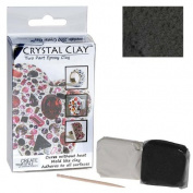 Crystal Clay 2-Part Epoxy Clay Kit - Black 50g