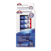 Extra Strength Office Glue Sticks 24/Pack