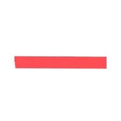 Japanese Washi Masking Tape - Maste Mini Solid Neon Red Single Roll