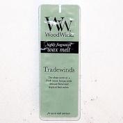Wood Wick Highly Fragranced Wax Melt - Tradewinds
