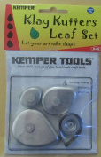 Kemper Leaf Cutter Set set of 4