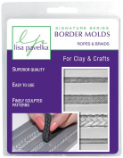 Lisa Pavelka 327012 Border Mould Ropes and Braids