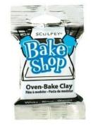 Sculpey Bake Shop Oven Bake Clay white 60ml