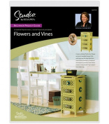 Studio By Sculpey Project Guides-Flowers And Vines