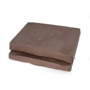 J-Mac Classic Clay 2-AB210 Dark Brown (Medium) -- 50lb Case