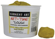 1.4kg ART TIME DOUGH - YELLOW