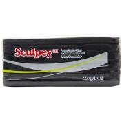 Sculpey S308042 Sculpey III - 240ml - Black