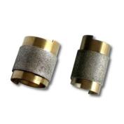 Set Of 2 Standard DROP ON Diamond Coated Grinder Copper Bits