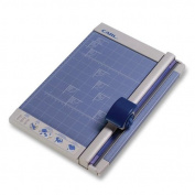 CARL - Rotary Trimmer, 30cm Cutting Length, 25cm - 0.6cm x 30cm x 3/10cm , Grey, Sold as 1 Each, CUI 12200