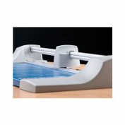 Dahle 32cm Cut Personal Series Standard Capacity Rolling Blade Rotary Trimmer with Four Interchangeable Cutting Blades.
