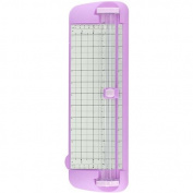 Westcott Craft TrimAir Titanium Paper Trimmer, 30cm , Violet