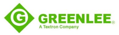 Greenlee 76807 BLADE KIT (ES25)