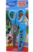 Disney Mickey Mouse Scissors w/ Sleeve - Blue
