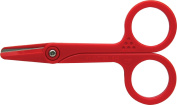 NT Cutter Safety Mini Scissors, Colour Will Vary, 1 Cutter