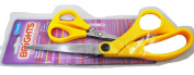 Triumph Sewing Scissors Yellow two different sizes