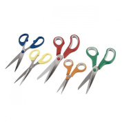 """""""ABC Products"""" - 5-Pc Scissors Set ~ Scissors For Every Job - Stainless Steel Blades (Set Includes"""