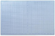 Pacific Arc Multipurpose Cutting Mats translucent 30cm . x 46cm .