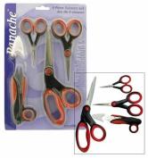Stainless Steel Panache 4 Pc Scissor Set