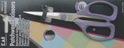 Kai 3160 16cm Serrated Blade Patchwork Scissor