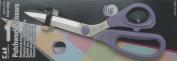 Kai 3210 21cm Serrated Blade Patchwork Scissor