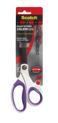 Scotch Precision Titanium Blade Scissors, 20cm , Purple/Green/Blue, 6 Pack