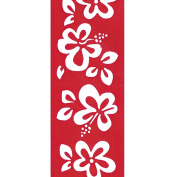 Offray - Hibiscus Ribbon 2.2cm Wide 10 Yards