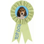 Designware Party Pups Award Ribbon