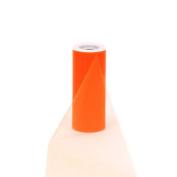 Offray Tulle Craft Ribbon, 15cm by 25-Yard Spool, Orange