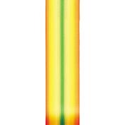 Offray Wired Edge Espirit Ombre Stripe Craft Ribbon, 3.8cm Wide by 15-Yard Spool, Daffodil