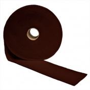 ACRYLIC FELT RIBBON - BROWN, 3.8cm WIDE X 50 FT LONG X 0.2cm THICK
